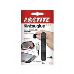 Loctite - Pasta modellabile flessibile Kintsuglue NERA