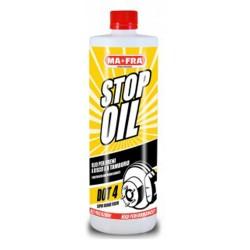STOP OIL DOT4 liquido per freni a disco tamburo auto MA-FRA