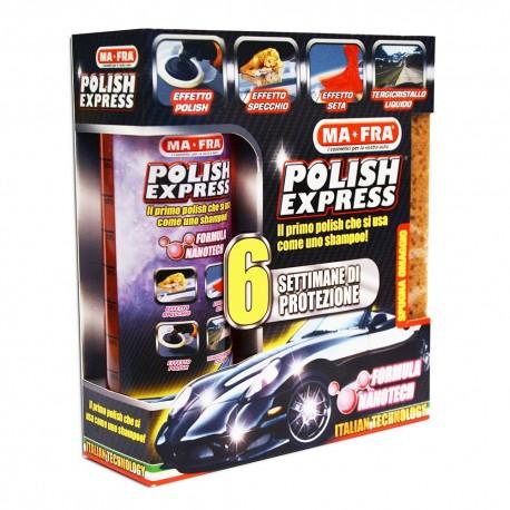 POLISH EXPRESS Shampoo nanotecnologia lucida lava auto MA-FRA