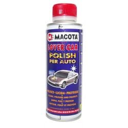 MACOTA LOVER CAR POLISH Lucidante per carrozzeria Auto 250 ml