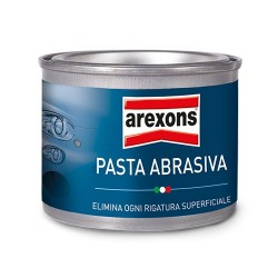Pasta abrasiva AREXONS rimuovi graffi rinnova carrozzeria auto moto 150 ml