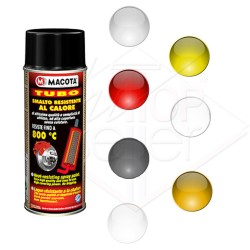 Macota Spray Smalto Vernice 3G resistente ad alte temperature per auto moto 400 ml
