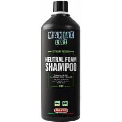 MAFRA MANIAC LINE Neutral Foam Shampoo Neutro 2in1 applicazione manuale tecnica