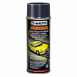 MACOTA DUECOLOR GRIGIO SCURO per plastica e gomma vernice spray 400 ML