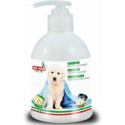 MAFRA SHAMPOO CANE PELO BIANCO elimina giallastro cura cani 250 ml