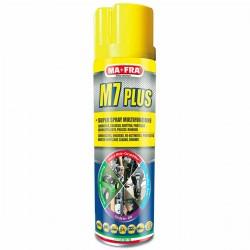 MAFRA M7 PLUS SPRAY MULTIFUNZIONE pulisce rinnova lubrifica sblocca olio 500 ml