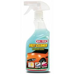 MAFRA FAST CLEANER Lavaggio Auto a Secco Pulizia Esterni Carrozzeria 500 ml