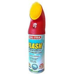 MAFRA FLASH schiuma secca per pulire sedili tessuti Auto 400 ml