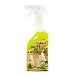 MAFRA 3in1 TRATTAMENTO PELLE spray lucida rinnova deterge protegge INTERNI AUTO