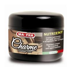Crema nutriente rinnova pelle interni auto MAFRA Charme Nutrient